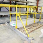 Under-viaduct Structural GRP Composite Access Platform