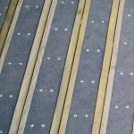 50mm wide GRP Antislip decking strips