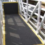 3mm Thick GRP Gritted Plates