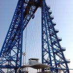GRP Transporter Bridge Middlesbrough