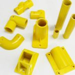 GRP Handrail components