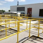 GRP Roof Access Walkways