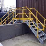 GRP Structural Composite Access Platform
