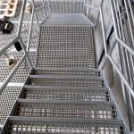 Moulded GRP Grating and stairtreads