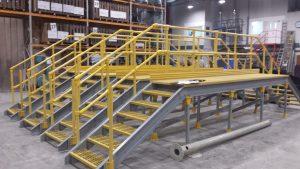 Bespoke GRP Platforms