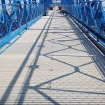 T-Bar Wheelchair friendly Core-6 GRP Pultruded Grating